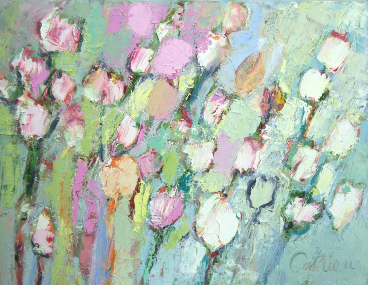 Catrien Art_Schilderij verkocht_Tederheid