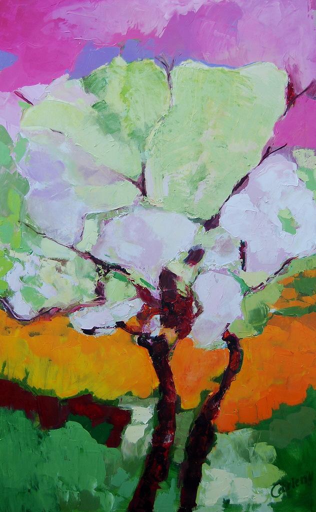 Catrien Art_Schilderij verkocht_Thuiskomen