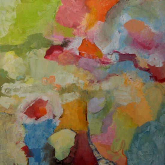 Catrien Art_Schilderij__De vrouwenlijn