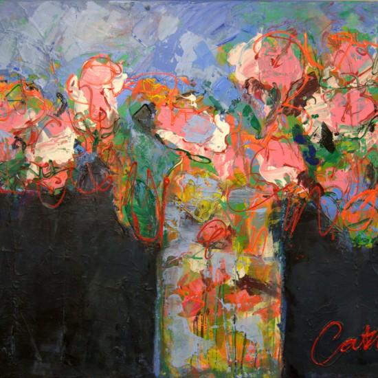 Catrien Art_Schilderij__Licht en donker
